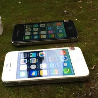 Điện thoại iphone 4 quốc tế thanh lý
