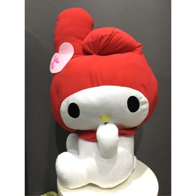 Gấu bông Melody chính hãng Nhật – Melody big plushie Sanrio