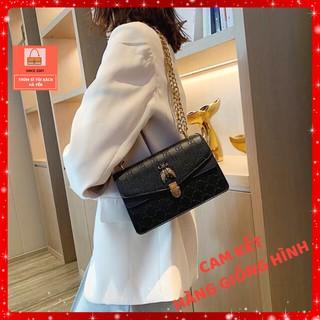 Túi xách đeo chéo nữ đẹp KHOÁ ONG 1038 TXGGONG02