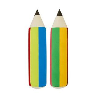 Gối ôm bút chì cho bé, gối ôm hình thú Hometex 80x20cm