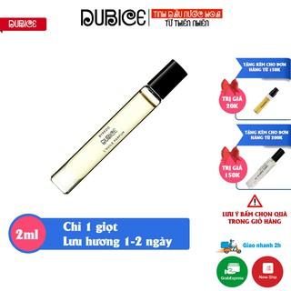 [Lưu hương 12 tiếng] Tinh dầu nước hoa bỏ túi mẫu thử vial 2ml nam và nữ cao cấp thơm lâu (hàng Pháp) thumbnail