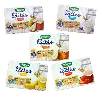 [Mã MKBCS01 hoàn 8% xu đơn 250K] Sữa Chua Bledina Pháp [HSD T3 2021 đến T5 2021] thumbnail