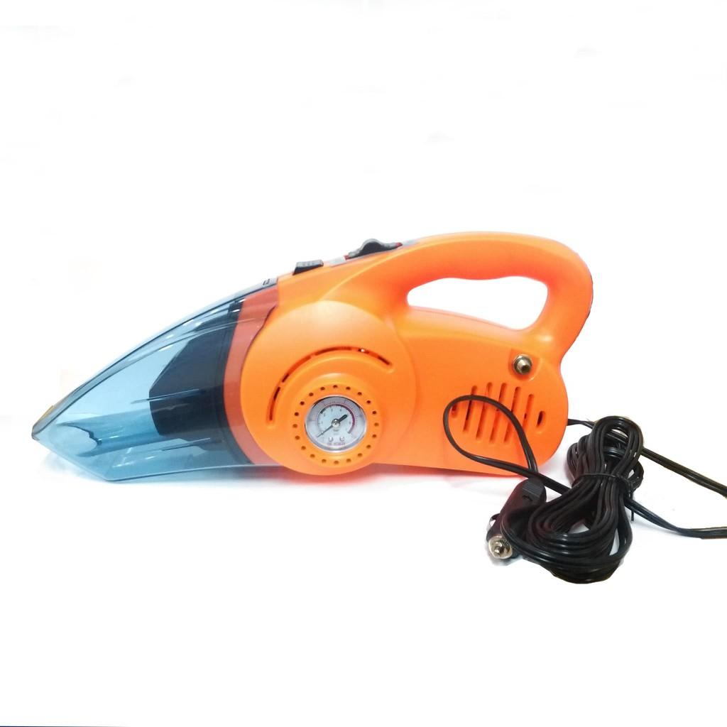 Máy hút bụi kiêm bơm lốp Ô TÔ Vacuum Cleaner (Cam) - 10062306 , 523752440 , 322_523752440 , 520000 , May-hut-bui-kiem-bom-lop-O-TO-Vacuum-Cleaner-Cam-322_523752440 , shopee.vn , Máy hút bụi kiêm bơm lốp Ô TÔ Vacuum Cleaner (Cam)