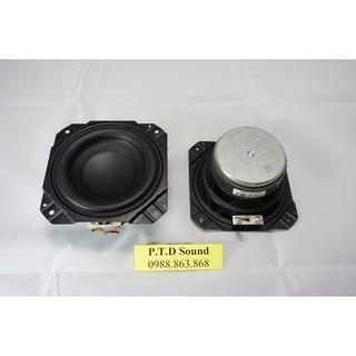 Loa peerless sonos Mid - Woffer 4 inch ( Đánh giải Sub và mid) 4R 30w -35w
