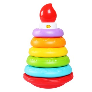 [FLASH SALE] đồ chơi cho bé Tháp xếp chồng cho bé – SIÊU CHẤT LƯỢNG
