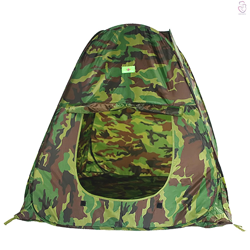 Kids Tents Children Play Tent for Toddler Kids Play Tent Toys Indoor Outdoor Playhouse Camping Playground 41.7×41.7×40.1