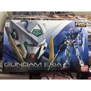 Bộ mô hình RG Gundam Exia Bandai