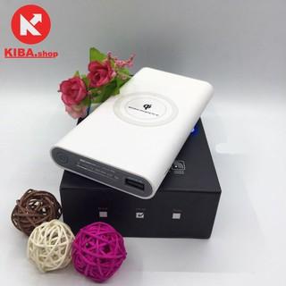 Pin sạc dự phòng không dây Wireless Chaging Qi 10000 mAh – KIBAshop