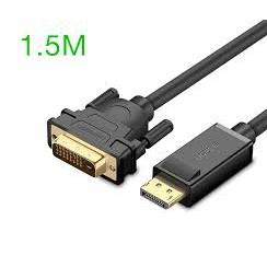 Cáp Chuyển Đổi Displayport To DVI Dài 1.5m Zin