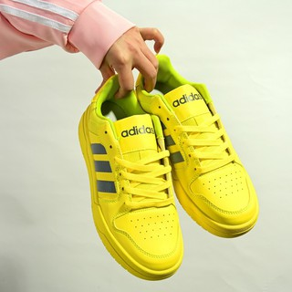 So sánh Original Adidas ENTRAP NEO 2020 spring rat year memorial men and women love rest shoes.