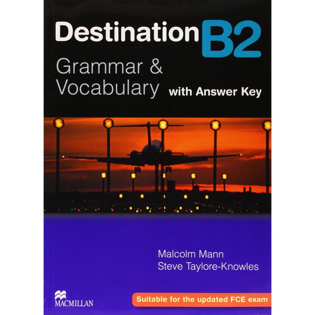 Bộ sách Destination Grammar & Vocabulary with answer key trình độ trung cao cấp (Bộ 2 cuốn B2 và C1& - 3481432 , 1236551212 , 322_1236551212 , 226000 , Bo-sach-Destination-Grammar-Vocabulary-with-answer-key-trinh-do-trung-cao-cap-Bo-2-cuon-B2-va-C1-322_1236551212 , shopee.vn , Bộ sách Destination Grammar & Vocabulary with answer key trình độ trung cao