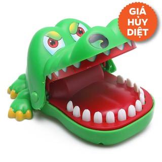 Trò Chơi Khám Răng Cá Sấu Crocodile Dentist (Loại Lớn)