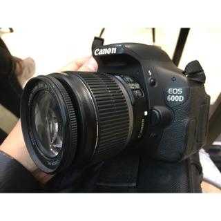 Máy ảnh Canon 600D kèm kis 18-55mm is ii
