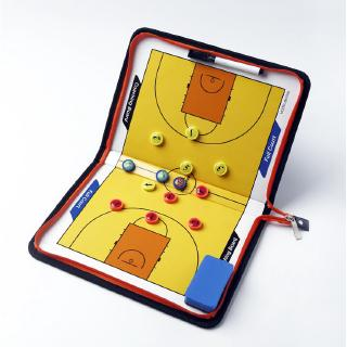 Basketball Coach Strategy Board Magnetic Tactic Board with Marker Pieces