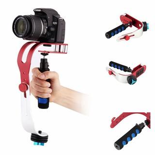 [BAO CHẤT LƯỢNG] Tay cầm chống rung - gimbal SLR cho camera hành trình, hành động, điện thoại