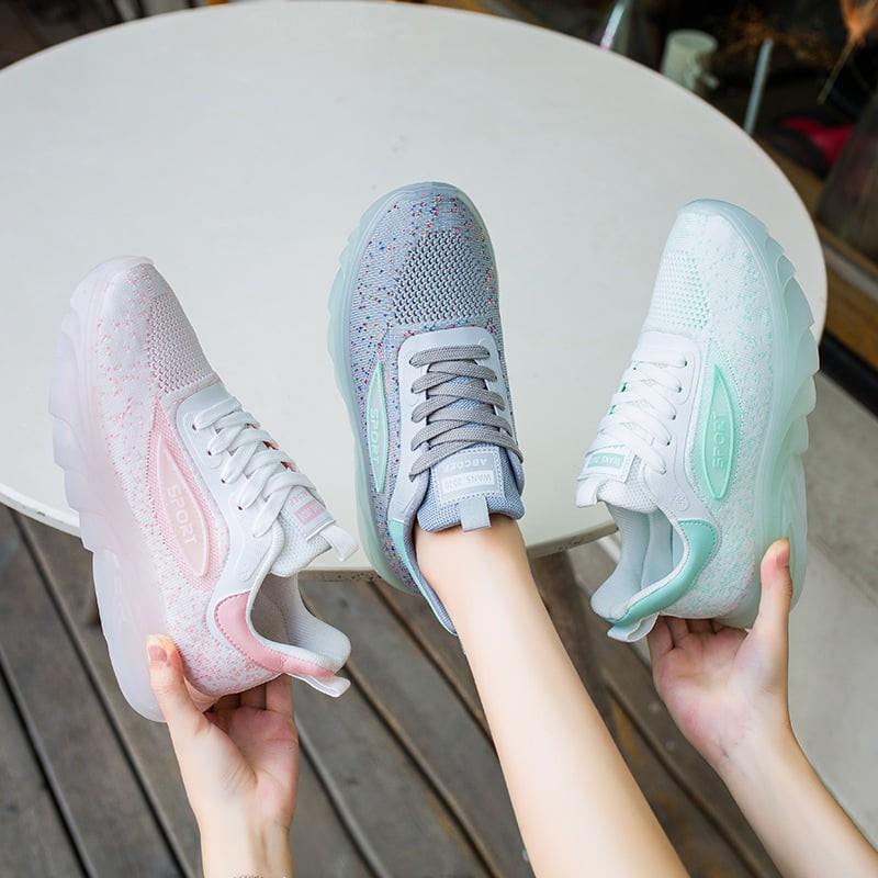 Mẫu Giày Sport Cho Nữ Cao Cấp