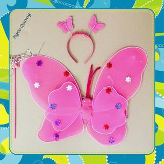 [GIẢM GIÁ SHOCK] Bộ cánh bướm thiên thần đáng yêu siêu tiện dụng
