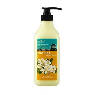 Sữa tắm trắng Hàn Quốc cao cấp DABO MORINGA Cao cấp Hàn Quốc 750ml - Hàng Chính Hãng thumbnail