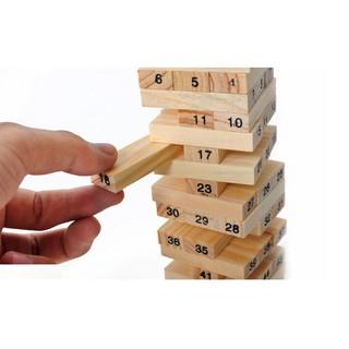 Trò chơi rút gỗ 54 thanh Mspring come