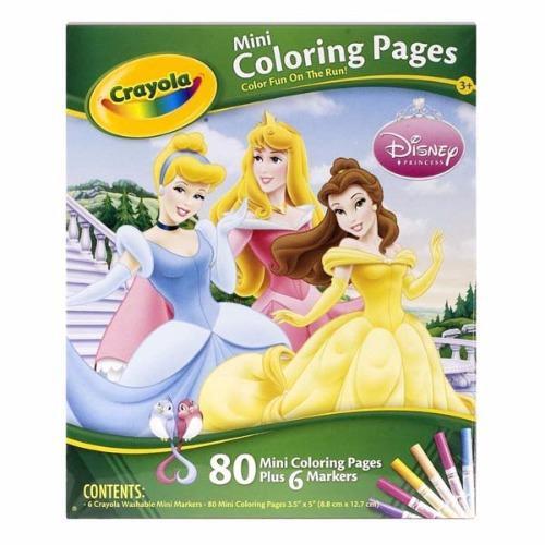 Bộ bút giấy tô màu hình công chúa (6 bút lông mini, vở tô màu 80 trang) 450550014 CRAYOLA - 3552286 , 983589985 , 322_983589985 , 229000 , Bo-but-giay-to-mau-hinh-cong-chua-6-but-long-mini-vo-to-mau-80-trang-450550014-CRAYOLA-322_983589985 , shopee.vn , Bộ bút giấy tô màu hình công chúa (6 bút lông mini, vở tô màu 80 trang) 450550014 CRAYOL