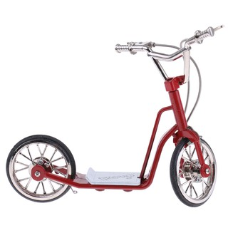 1:10 Miniature Alloy Diecast Bike Cycle Bicycle Scooter Model Toy
