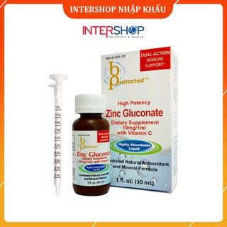 Kẽm Cho Bé Zinc Gluconate Giúp Cải Thiện Biếng Ăn & Tăng Sức Đề Kháng Cho Trẻ thumbnail
