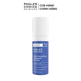 """Kem loại bỏ tế bào chết làm mềm da chứa 5% AHA Paula's Choice Resist Daily Smoothing Treatment With 5% AHA 10ml 7667 giá chỉ còn <strong class=""""price"""">34.900.000.000đ</strong>"""