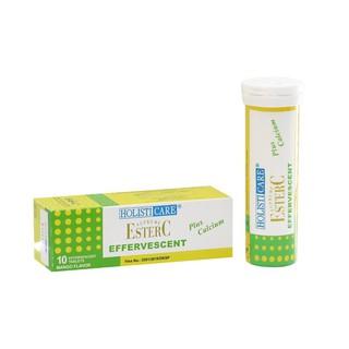 Viên sủi bổ sung vitamin C Ester C vị Xoài 10 viên