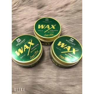 (Chính hãng) (Giá sỉ) Wax tạo kiểu tóc nam Wellmate