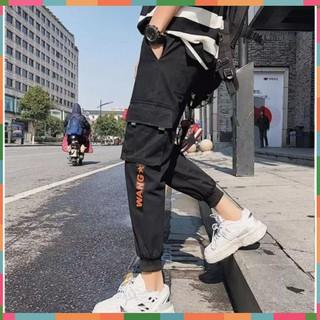 Đồ đôi hàng đẹp – Quần jogger kaki túi hộp (kèm video hình thật) – Yêu thích