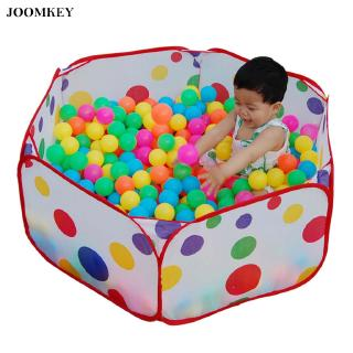 joomkey Ocean Ball Pit Pool 1.5M Hexagon Toy Tent Foldable Outdoor/Indoor Game Play Latest