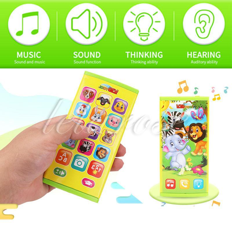 【New Arrival】 Baby Learning Machine Interactive Touch Type Learn Words