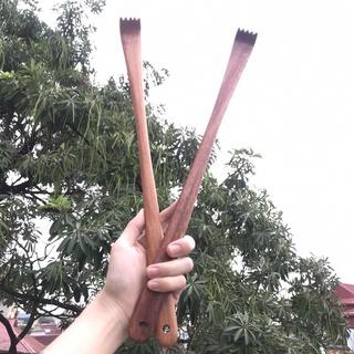 Cào gãi lưng bằng gỗ tự nhiên - Dụng cụ không thể thiếu cho mọi gia đình (MH 894) HAHANCO thumbnail