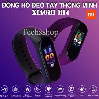 Vòng đeo tay thông minh Xiaomin MiBand 4