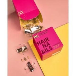 Thực phẩm bảo vệ sức khỏe tốt cho tóc và móng 3D Hair & Nails Cube