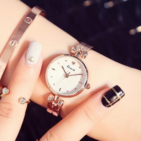 Đồng hồ nữ Kimio 6041 hàng chính hãng dây kim loại sang trọng - 2448918 , 758754723 , 322_758754723 , 550000 , Dong-ho-nu-Kimio-6041-hang-chinh-hang-day-kim-loai-sang-trong-322_758754723 , shopee.vn , Đồng hồ nữ Kimio 6041 hàng chính hãng dây kim loại sang trọng