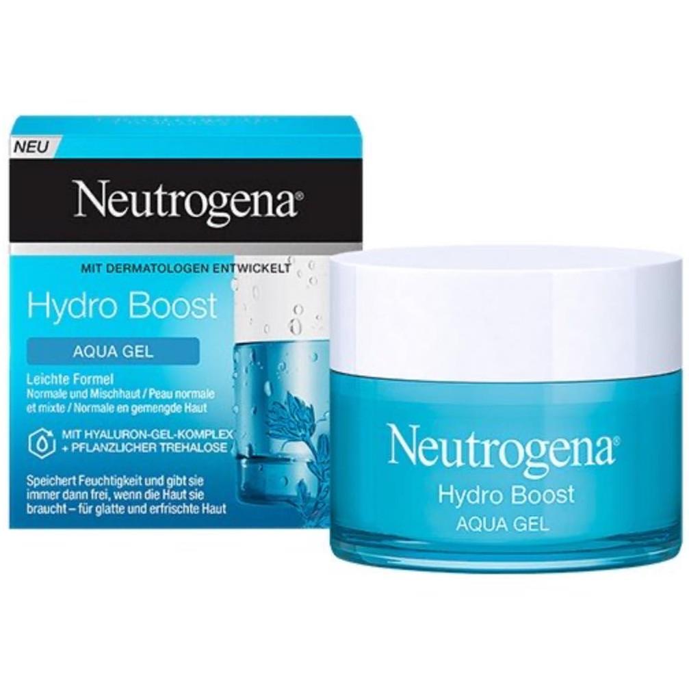 {Bản Đức} Kem dưỡng cấp nước Neutrogena Hydro Boost Aqua Gel & Gel Cream