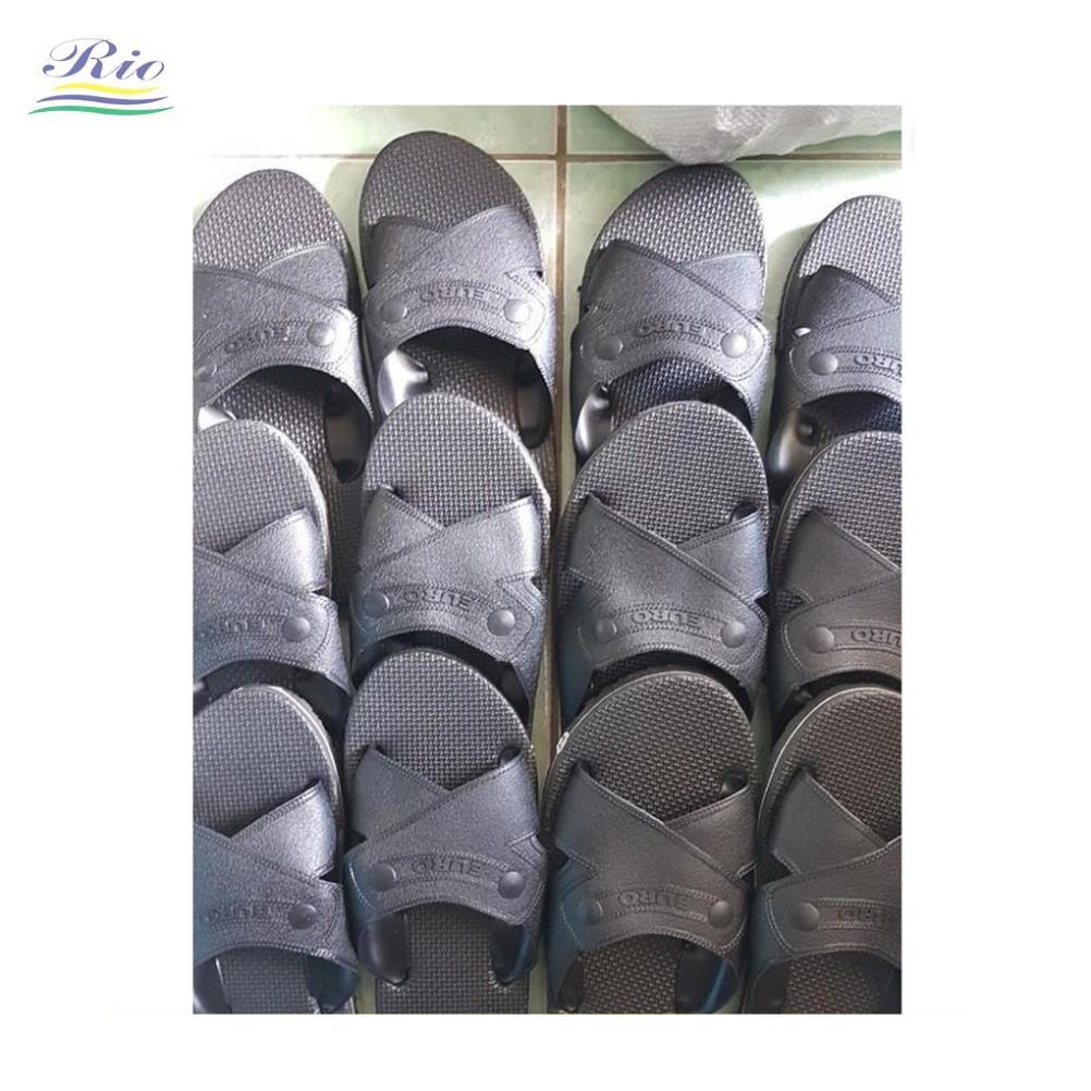 Combo 10 Đôi Dép Xốp Quai Ngang Riotex Cho Khách Sạn, Nhà Nghỉ, Bệnh Viện, Trường Học