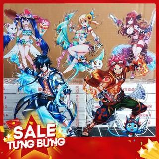[Standee] Tượng Mica Anime Fairy Tail – Siêu HOT