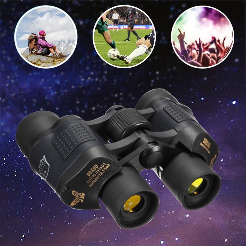 Ống nhòm 3000M 60x60 hỗ trợ tầm nhìn ban đêm
