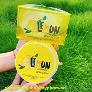 Ủ Trắng Body Chanh Lemon – Siêu Phẩm Trắng Da (Công Ty)