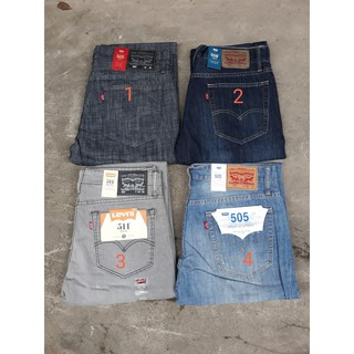 Quần jean nam bigsize size 34 36 Le511 Cao Cấp quần bò vnxk (cập nhật liên tục)