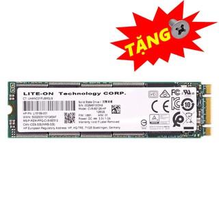 Ổ cứng SSD M.2 SATA Lite-on CV8-8E128-HP 128GB - bảo hành 3 năm SD74