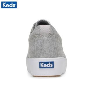 Giày Keds Nữ - Triple Cross Jersey Light Gray - KD058999 4