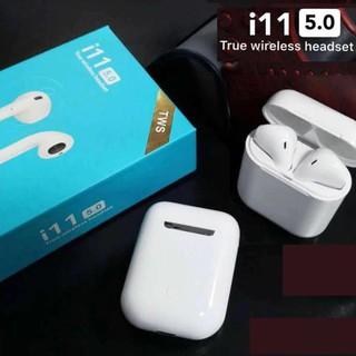 i7s /I8s/ i9s /i11 TWS Tai nghe không dây Bluetooth Tai nghe điều khiển cảm ứng thông minh dùng cho IOS và Androi