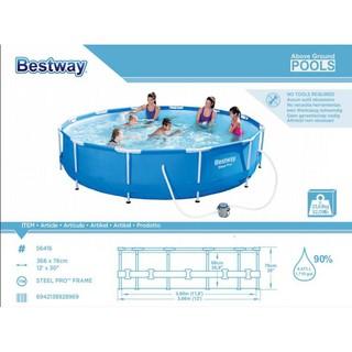 bể bơi bestway 56416
