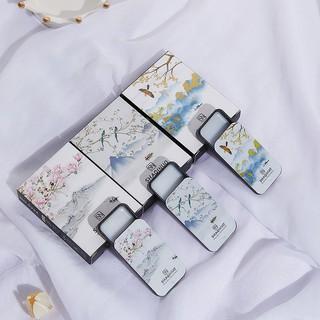 SET 3 hộp nước hoa khô hoa khô dạng sáp mini – hàng nội địa Trung
