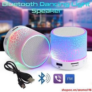 ✅Loa blutooth ld600 led nháy theo nhạc FM. TF. BLUTOOTH. Micro 3.5