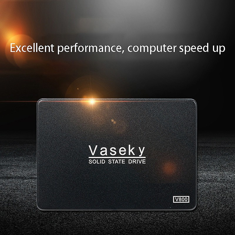 Ổ Cứng Ssd Sata3 6gbps Vaseky 64g 2.5-inch