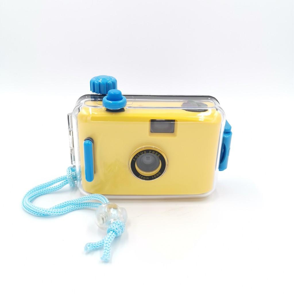 3 จุดฟิล์มกล้องกันน้ำย้อนยุคด้วยตนเองและถ่ายภาพกล้องดำน้ำกล้องฟิล์ม
